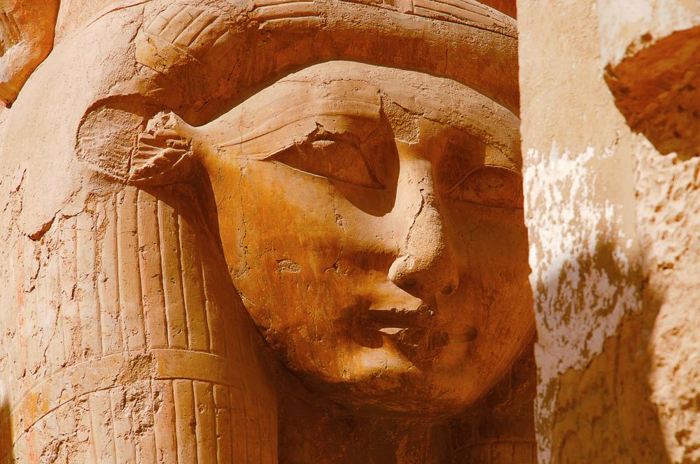 Hathor - altägyptische Göttin der Liebe