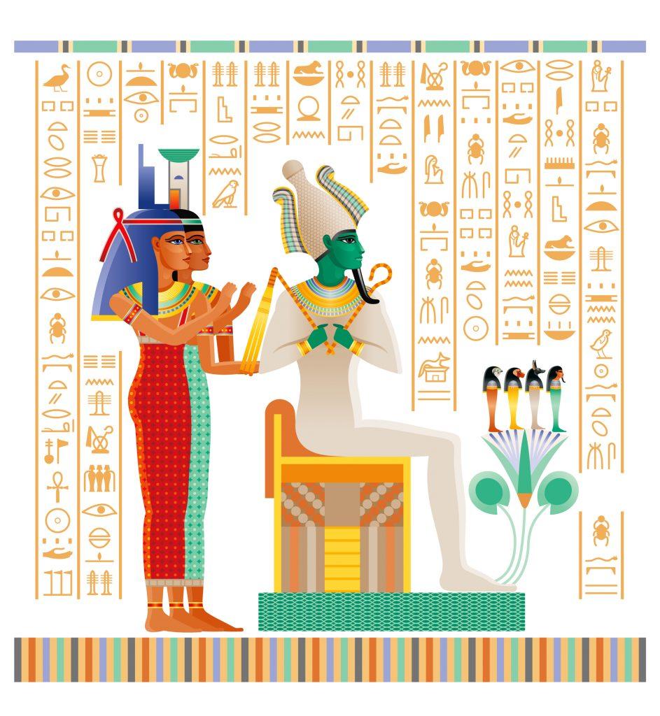 Nephthys - altägyptische Schutzgöttin der Toten